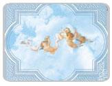 фрески на потолок - серия потолочные орнаменты