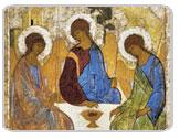 фрески на стену - серия религия