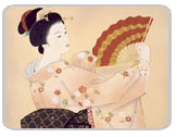 фрески на стену - серия искусство востока